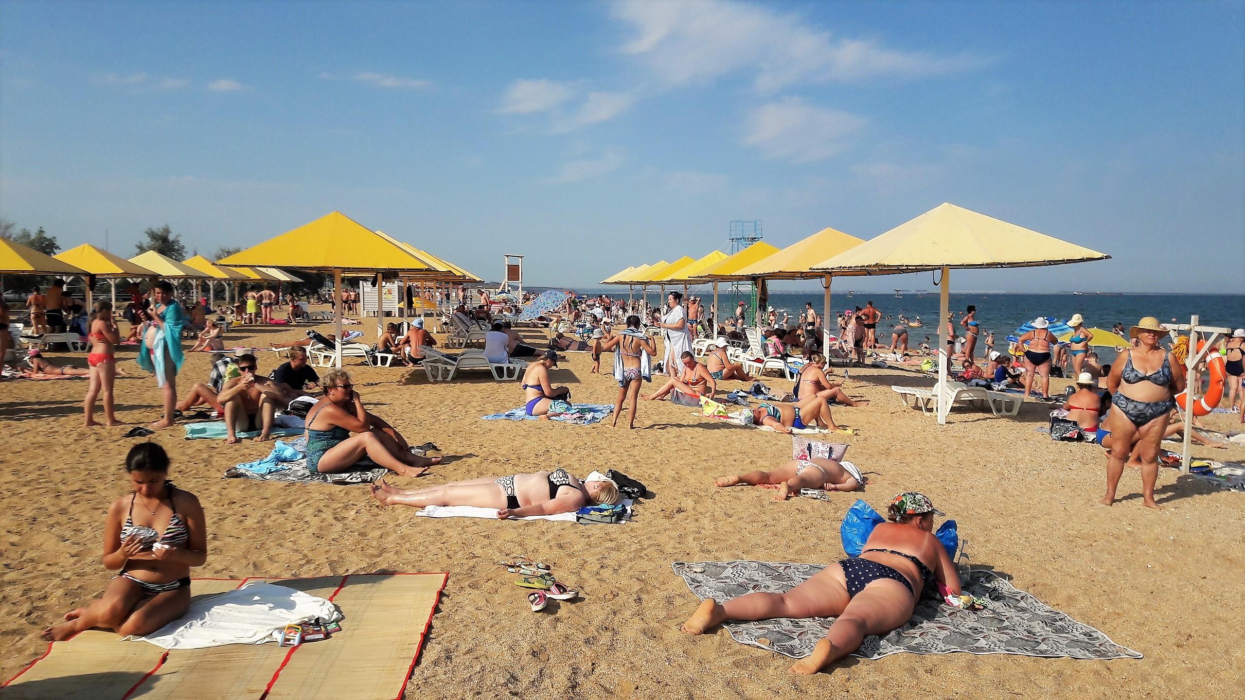 ВКрыму отдохнуло более пяти миллионов туристов