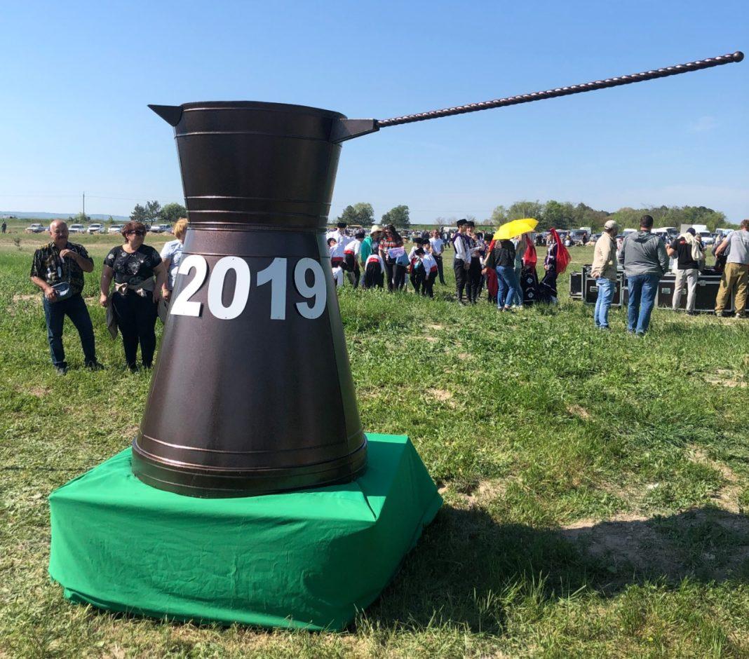В Бахчисарае на Хыдырлезе представят самую большую в мире турку