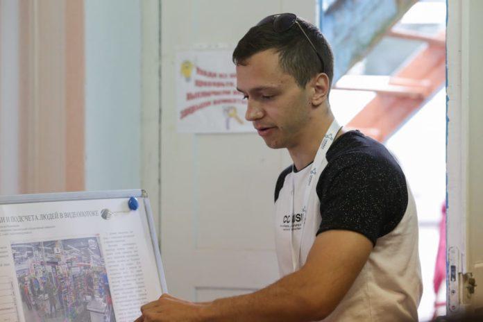 Севастопольский студент научил электронику считать людей в видеопотоке